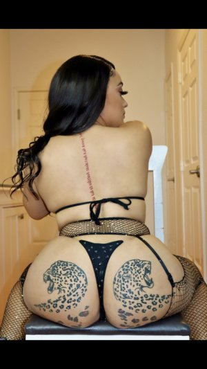 Aminah incall escorts in Hunters Creek